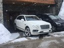Rent-a-car Bentley Bentayga 6.0 litre twin turbo TSI W12 in Courchevel, photo 14