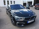 Rent-a-car BMW 750i XDrive M equipment with its delivery to Genève Aéroport (GVA), photo 5