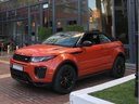 Rent-a-car Land Rover Range Rover Evoque HSE Cabrio SD4 with its delivery to Genève Aéroport (GVA), photo 2