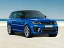 Rent-a-car Land Rover Range Rover Sport SVR V8 with its delivery to Aéroport Lyon-Saint Exupéry (LYS), photo 1