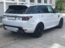 Rent-a-car Land Rover Range Rover Sport White with its delivery to Grenoble Isère Aéroport (GNB), photo 2