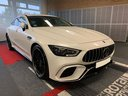 Rent-a-car Mercedes-Benz AMG GT 63 S 4-Door Coupe 4Matic+ with its delivery to Genève Aéroport (GVA), photo 2