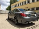 Rent-a-car Mercedes-Benz C-Class C43 AMG BITURBO 4Matic with its delivery to Genève Aéroport (GVA), photo 2
