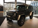 Rent-a-car Mercedes-Benz G-Class G 500 4x4² V8 with its delivery to Aéroport Lyon-Saint Exupéry (LYS), photo 1