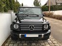 Rent-a-car Mercedes-Benz G-Class G500 2018 Exclusive Edition in Courchevel, photo 3