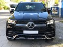 Rent-a-car Mercedes-Benz GLE 400 4Matic AMG equipment with its delivery to Aéroport Lyon-Saint Exupéry (LYS), photo 3