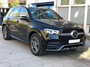 Rent-a-car Mercedes-Benz GLE 400 4Matic AMG equipment with its delivery to Aéroport Lyon-Saint Exupéry (LYS), photo 1