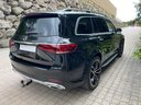 Rent-a-car Mercedes-Benz GLS 400d BlueTEC 4MATIC, TV, AMG equipment, VIP with its delivery to Genève Aéroport (GVA), photo 3