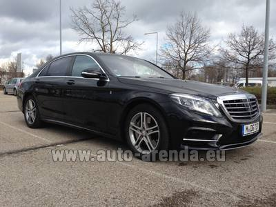 Mercedes-Benz S350 Long 4MATIC AMG equipment