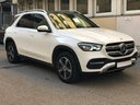 Rent-a-car Mercedes-Benz GLE 350 4Matic AMG equipment with its delivery to Aéroport Lyon-Saint Exupéry (LYS), photo 1