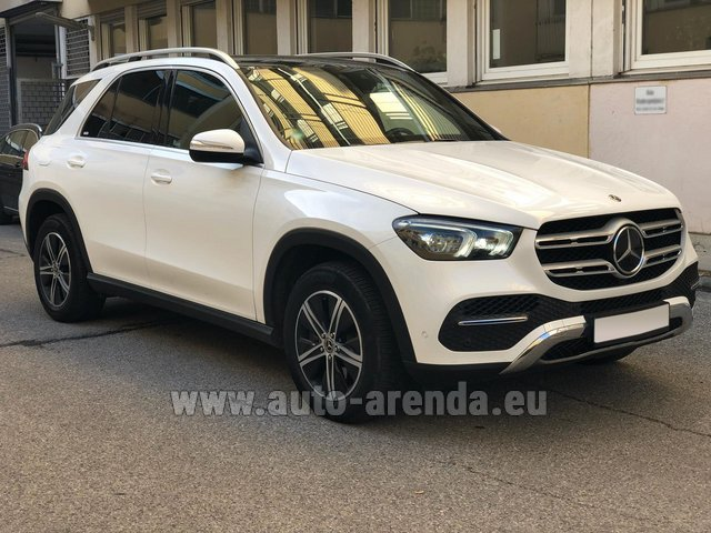 Прокат Мерседес-Бенц GLE 350 4Matic AMG комплектация в Куршевеле
