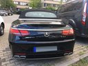 Rent-a-car Mercedes-Benz S 63 AMG Cabriolet V8 BITURBO 4MATIC+ in Courchevel, photo 6