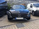 Rent-a-car Mercedes-Benz S 63 AMG Cabriolet V8 BITURBO 4MATIC+ in Courchevel, photo 8