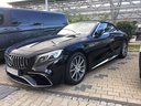 Rent-a-car Mercedes-Benz S 63 AMG Cabriolet V8 BITURBO 4MATIC+ in Courchevel, photo 1