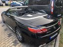 Rent-a-car Mercedes-Benz S 63 AMG Cabriolet V8 BITURBO 4MATIC+ in Courchevel, photo 2