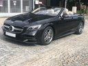 Rent-a-car Mercedes-Benz S-Class S 560 Cabriolet 4Matic AMG equipment with its delivery to Genève Aéroport (GVA), photo 1