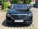 Rent-a-car Mercedes-Benz S-Class S400 Long 4Matic Diesel AMG equipment in Courchevel, photo 4