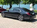 Rent-a-car Mercedes-Benz S-Class S400 Long 4Matic Diesel AMG equipment in Courchevel, photo 2