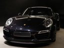 Rent-a-car Porsche 911 991 Turbo S Ceramic LED Sport Chrono Package in Courchevel, photo 1