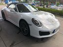 Rent-a-car Porsche 911 Carrera Cabrio White in Courchevel, photo 8