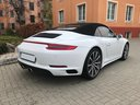 Rent-a-car Porsche 911 Carrera 4S Cabrio with its delivery to Aéroport Lyon-Saint Exupéry (LYS), photo 5