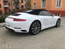 Rent-a-car Porsche 911 Carrera 4S Cabrio with its delivery to Aéroport Lyon-Saint Exupéry (LYS), photo 4