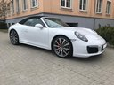 Rent-a-car Porsche 911 Carrera 4S Cabrio with its delivery to Aéroport Lyon-Saint Exupéry (LYS), photo 3