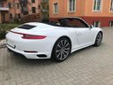 Rent-a-car Porsche 911 Carrera 4S Cabrio with its delivery to Aéroport Lyon-Saint Exupéry (LYS), photo 11