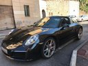 Rent-a-car Porsche 911 Targa 4S in Courchevel, photo 1