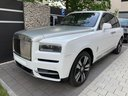 Rent-a-car Rolls-Royce Cullinan White in Courchevel, photo 4