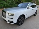 Rent-a-car Rolls-Royce Cullinan White in Courchevel, photo 1
