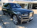 Rent-a-car Rolls-Royce Cullinan dark grey in Courchevel, photo 1