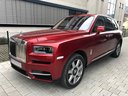 Rent-a-car Rolls-Royce Cullinan with its delivery to Aéroport Lyon-Saint Exupéry (LYS), photo 2