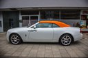 Rent-a-car Rolls-Royce Dawn White in Courchevel, photo 1