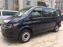 Rent-a-car Volkswagen Transporter T6 (9 seater) with its delivery to Aéroport Lyon-Saint Exupéry (LYS), photo 1